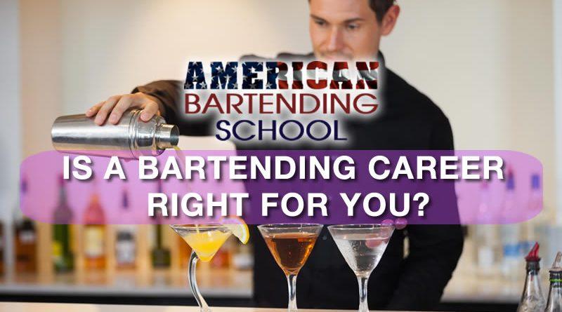 Palm desert bartender schools